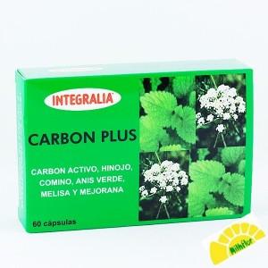 CARBON PLUS 60 CAPS INTEGRALIA