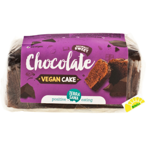 VEGAN CAKE CHOCOLATE 350GR
