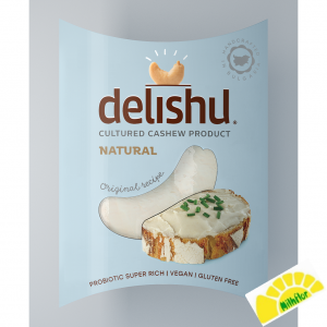DELISHU NATURAL 100 GRS