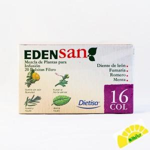 EDENSAN 16 COL FILTROS