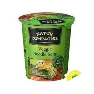 VEGGIE NODDLE SOUP (SOPA DE...