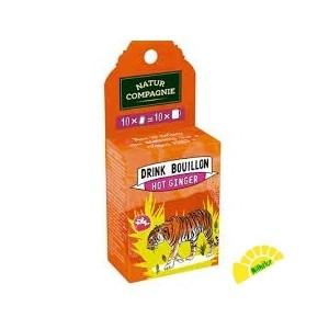 DRINK BOUILLON HOT GINGER