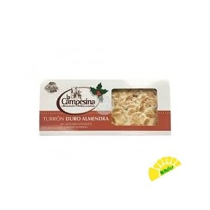 TURRON DURO S/A S/G 185 GRS