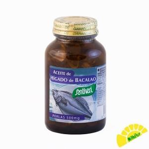 ACEITE HIGADO BACALAO PERL...