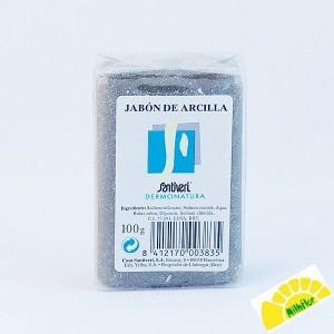 JABON DE ARCILLA
