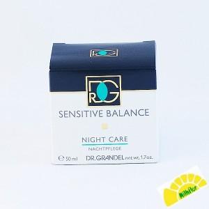 NIGHT CARE CREME SEN.BALANCE