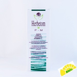 HERBETOM 2 PM 500 ML
