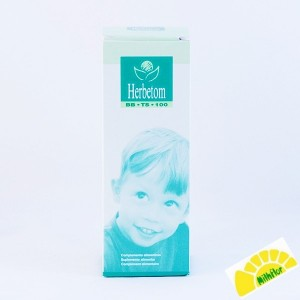 HERBETOM KIDS MUCOS&TS 250 ML