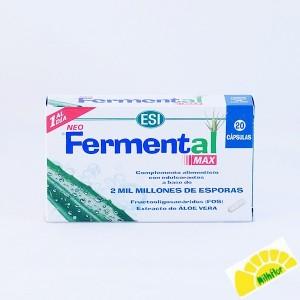 FERMENTAL MAX  20 CAPS