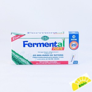 FERMENTAL FORTE SOBRES 10 UNI