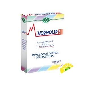 NORMOLIP 5 30 CAPS