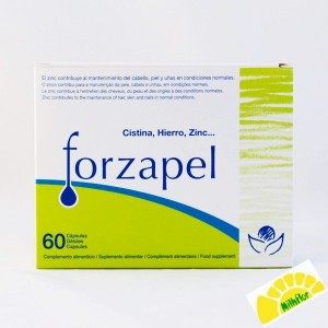 FORZAPEL 60 CAPS BIOSERUM