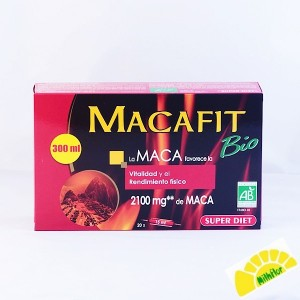 MACAFIT BIO  20 AMPOLL