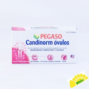CANDINORM 10 OVULOS VAGINALES