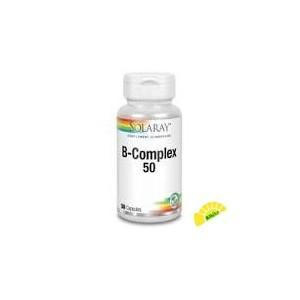 B COMPLEX 50 50 CAPS