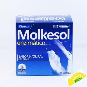 MOLKESOL ENZIMATICO NATURAL...
