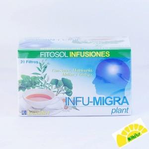 INFU MIGRA 20 FILTROS