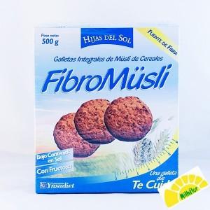 FIBROMUESLI CHOCOL 500GRS