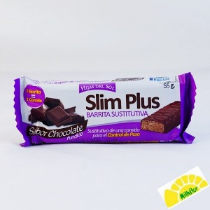 BARRITA SLIM PLUS CHOCOLATE