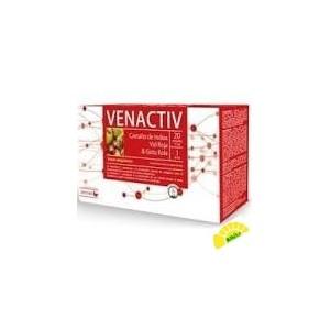 VENACTIV 20 AMPOLL DIETMED