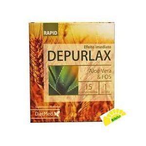 DEPURLAX 15 COMPRIMIDOS...