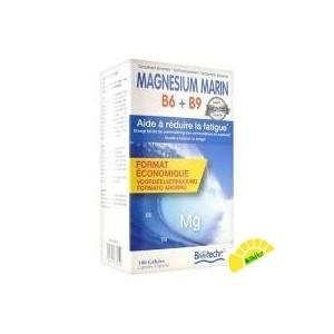 MAGNESIO MARINO B6 B9