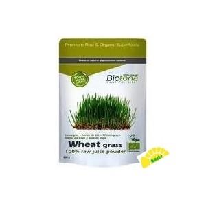 BIOTONA WHEAT GRASS RAW...