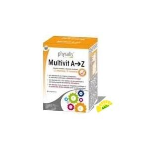 PH MULTIVIT A-Z 45 TABLE