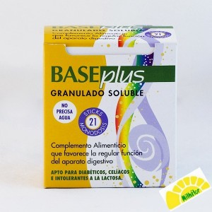 BASE PLUS 21 MONODOSIS
