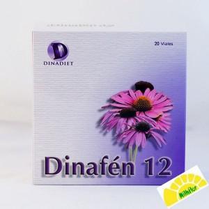 DINAFEN  12 20 VIALES DES