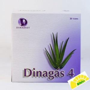 DINAGAS 4 20 VIALES