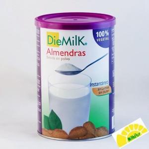 DIEMILK ALMENDRA 400GRS POLVO