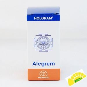 HOLORAM ALEGRUM  60 CAPS