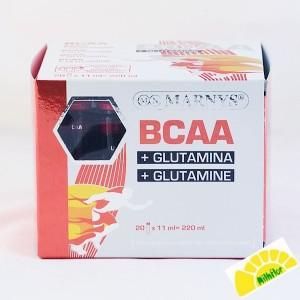 BCAA GLUTAMINA 20 VIALES