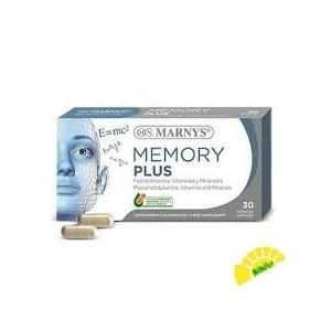 MEMORY PLUS 30 CAPS