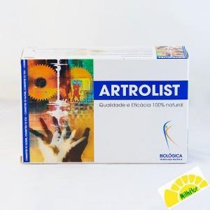 ARTROLIST 30 AMPOLL