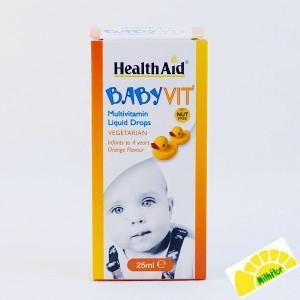 BABY VIT 25 ML