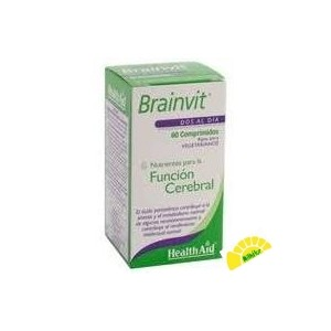 BRAINVIT 60 TAB HEALTH AID