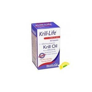 KRILL LIFE 500MG 60 CAPS