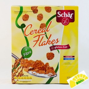 CEREAL FLAKES + FIBRA 300 GRS