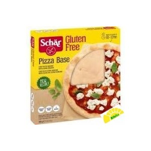 PIZZA 300 GRS (2  BASES)
