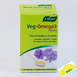 OMEGA 3 COMPLEX 30 CAPS