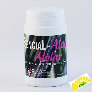 ALOLAX 60 CAPS