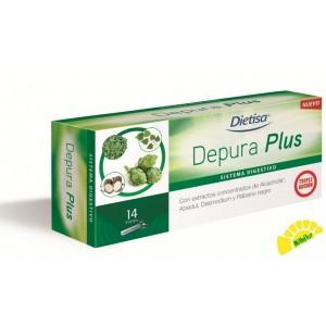 DEPURA PLUS 14 VIALES