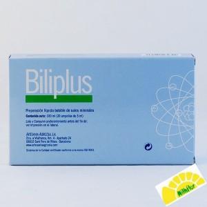 BILIPLUS AMPOLLAS