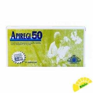 APIREGI 50 (JALEA+VIT+MIN)