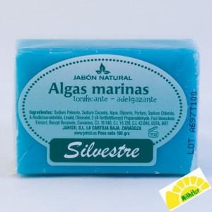 JABON DE ALGAS 100GRS