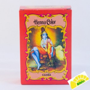 HENNA CAOBA CLARO