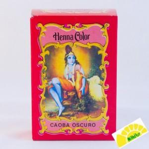 HENNA CAOBA OSCURO