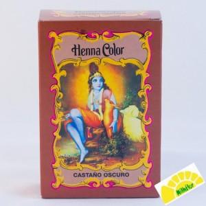 HENNA CASTAÑO OSCURO